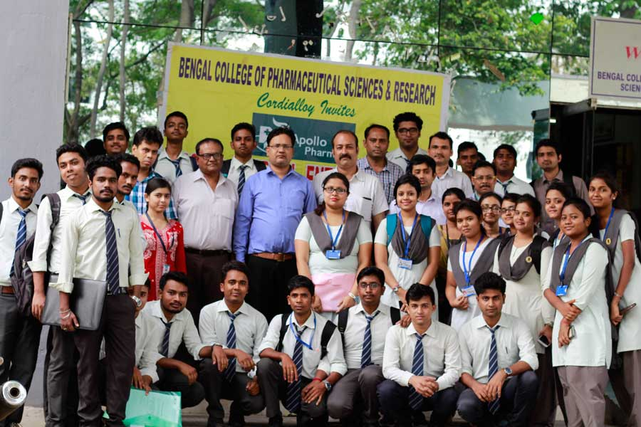 Best M.pharma College in West bengal